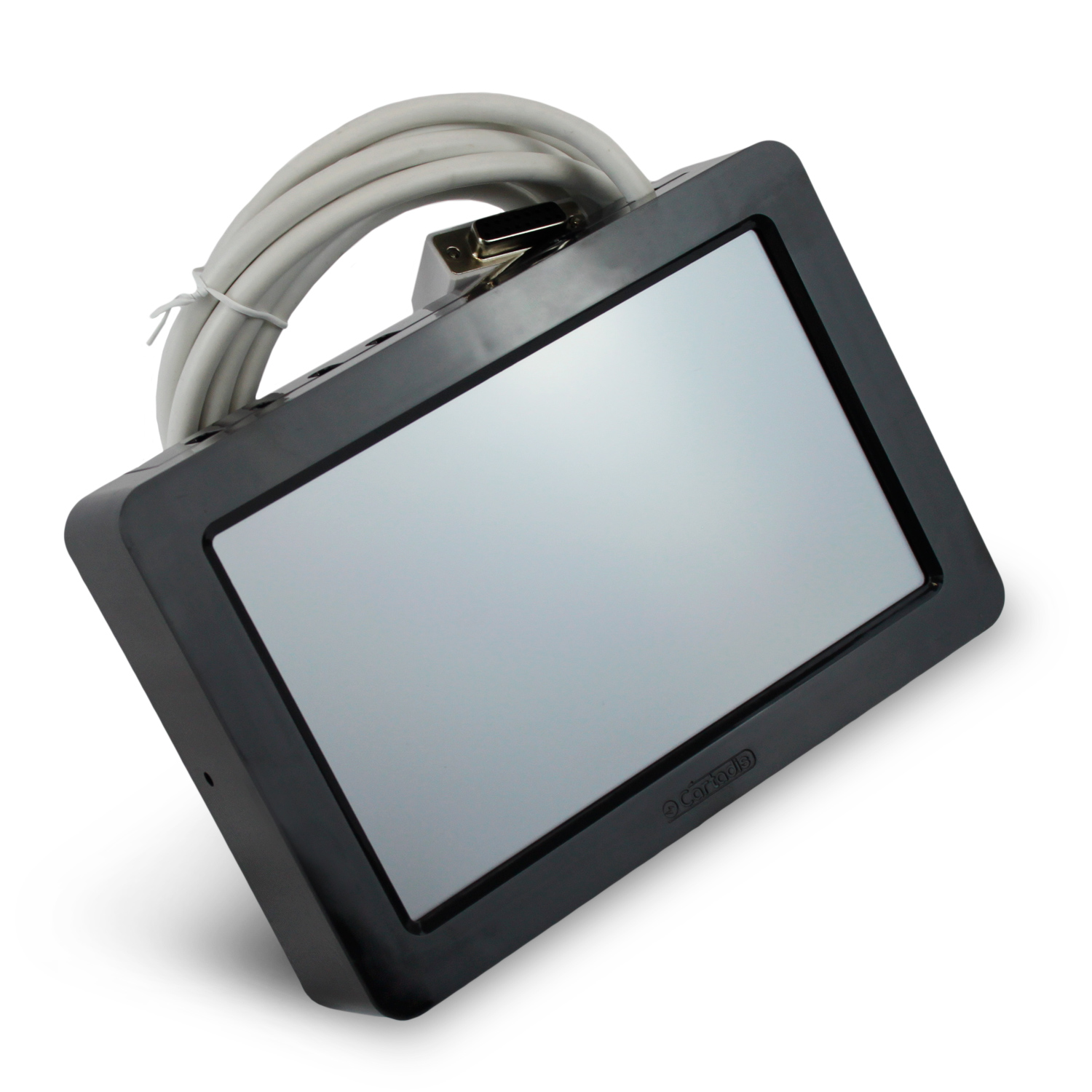 Touch screen terminal for printers and MFPs
